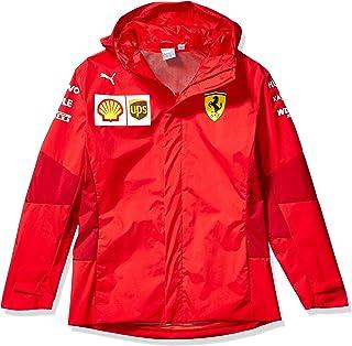 PUMA Herren Scuderia Ferrari Sf Team Softshell Jacket Jacke