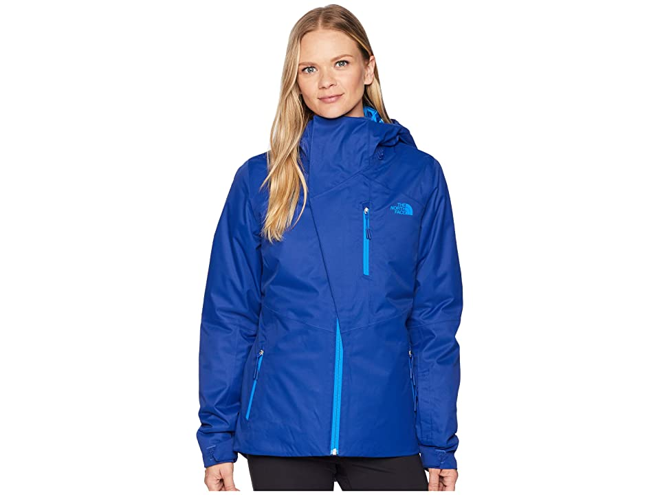 The North Face Clementine Triclimate(r) Jacket (Sodalite Blue) Women