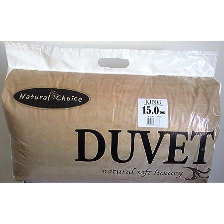 Duvet Quilt Tog 4.5 10.5 13.5 15 Single Double SuperKing Size Corovin Hollofiber