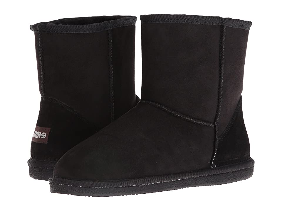 Lamo 6 Inch Boot (Black) Women