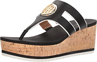 d63ce6647e29 Amazon.com  Tommy Hilfiger - Sandals   Shoes  Clothing