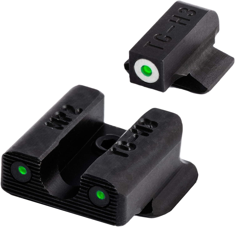 TRUGLO Tritium Pro Glow-in-The-Dark Max 54% OFF Handgun for Sights Industry No. 1 Smi Night