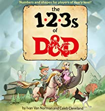 123s of D&D (Dungeons & Dragons Children's Book) PDF