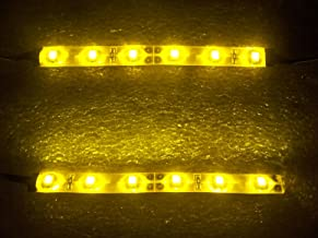 CUSTOM LIGHT KIT FOR XBOX 360 CONSOLE WITH YELLOW LEDS