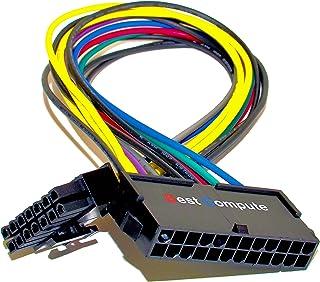 أفضل كومبوت 24 دبوس إلى 14 وحدة PSU الرئيسية محول ATX لكابلات IBM/ Lenovo PC وخوادم (قياسي)