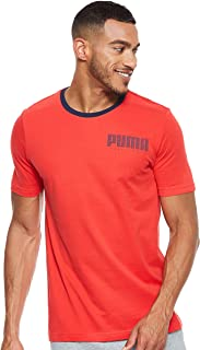 Puma Athletics Elevated Tee Shirt For Men