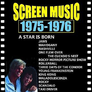 映画音楽大全集 1975-1976 スター誕生/タクシードライバー