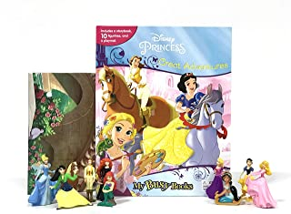 My Busy Book : Disney Princess Great Adventures
