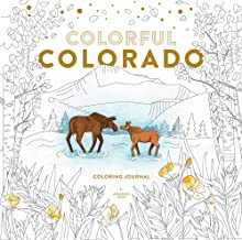 Colorful Colorado Coloring Journal