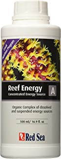 Red Sea Fish Pharm ARE22083 Reef Energy Carbohydrates Nutrition Concentrate Energy Source-A for Aquarium, 500ml