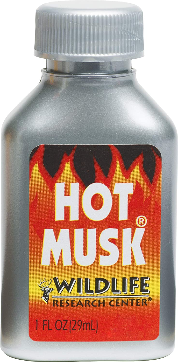 Wildlife Research Hot Sales for Many popular brands sale Musk Attractor FL Silver Scent OZ 1