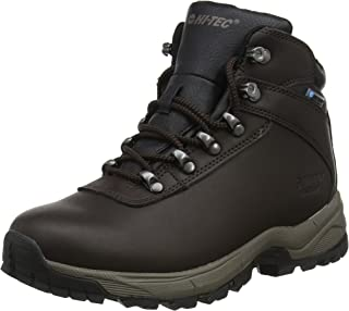 hi tec eurotrek women's hiking boots