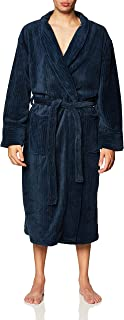 Hanes Men's Soft Touch Cozy Fleece Robe