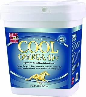 Manna Pro Start to Finish Cool Omega 40 Plus, 8 lb