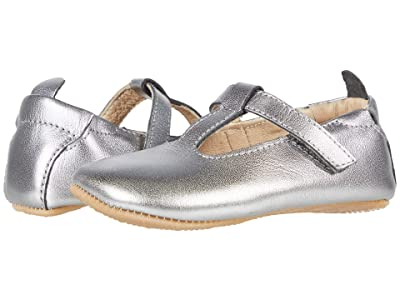 Old Soles Omhe-Bub (Infant/Toddler) (Rich Silver) Girl