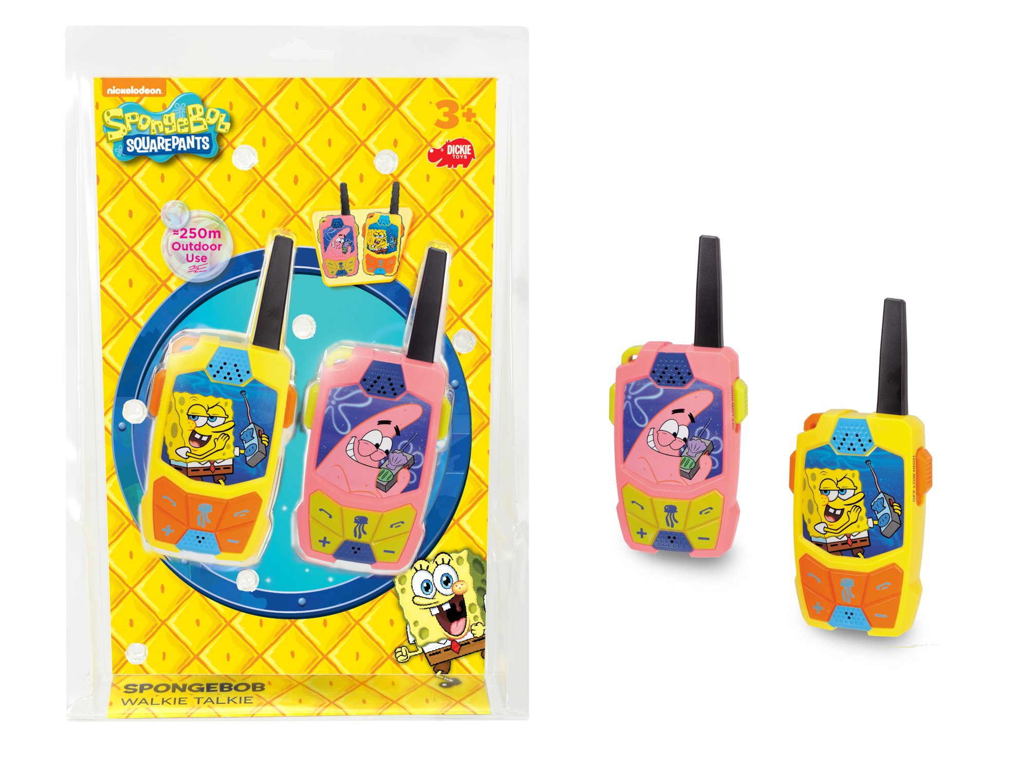 Amazon.es: Dickie Toys 209453000 Walkie Talkie - Juego de Pelotas ...