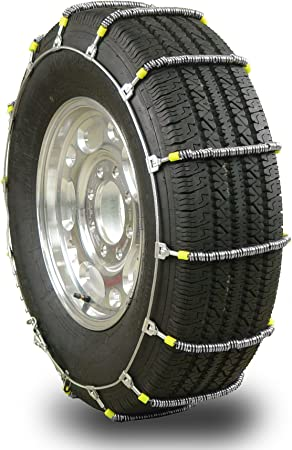 Glacier Chains 2029C Light Truck Cable Tire Chain: image