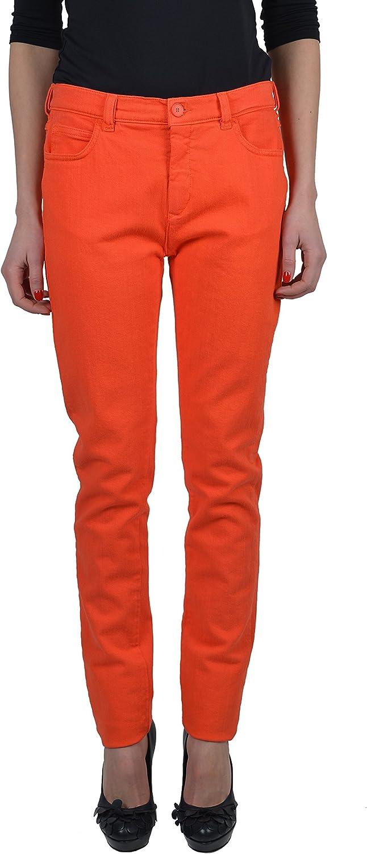 Maison Martin Margiela MM6 Women's Red Skinny Jeans US 6 IT 42