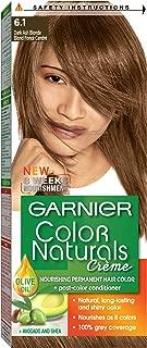 Garnier Color Naturals 6.1 Dark ash blonde Haircolor