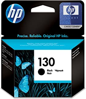 HP 130 Black Original Ink Advantage Cartridge - C8767HE