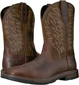 Ariat - Groundbreaker Wide Square Toe