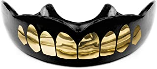 Warrior Mouthguards - Teeth Print Moldable Mouth Guard with Case for Youth and Adults