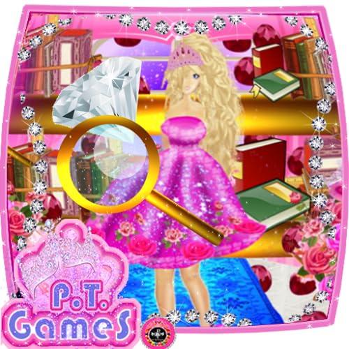 Princess Salome: Find Diamonds - Princesa Salome: Encontre Diamantes