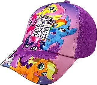 Hasbro My Little Pony Family Purple Baseball Cap – Size Girls 4-7 [6014]