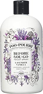 Poo-Pourri Lavender Scent 16 oz. Cream 16 Fl Oz