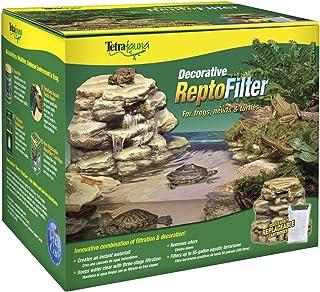 Tetra Decorative ReptoFilter, Terrarium Filtration, Keeps Water Clear