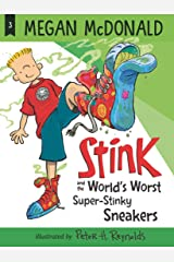 Stink and the World's Worst Super-Stinky Sneakers Kindle Edition