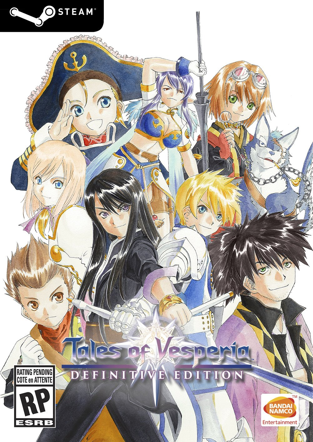 Challenge the lowest price of Japan Tales Boston Mall Vesperia: Definitive Code Game Edition Online