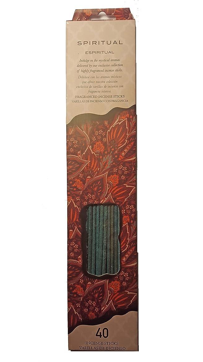 りんご衰える汚染されたFlora Classique Spiritual Incense、40?ct