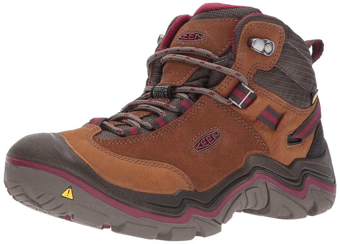 殺人者爬虫類石鹸[キーン] Womens Laurel Leather Closed Toe Ankle Cold Weather Boots [並行輸入品]