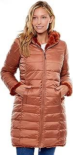Best reversible faux fur coat Reviews