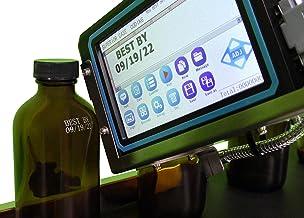 $569 » Preza Supra + Plus in Line Inkjet Coder, Inkjet Coding Machine, Date Coding Machine, Date Coder + EJ47SPW White Ink USA
