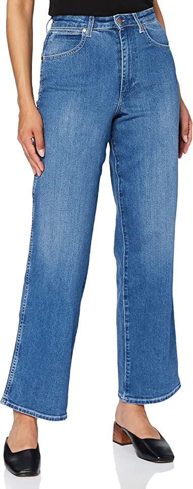 Damen Mom Relaxed Boyfriend Jeans