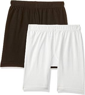 Indistar Big Girls Premium Cotton Churidar Full Ankle Length Legging/_Black/_15-16 Years