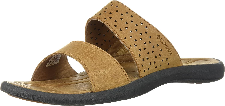 Columbia Women's CAPRIZEE Slide II Nubuck Sandal