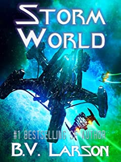 Storm World (Undying Mercenaries Book 10)