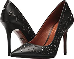 COACH - Prairie Rivet Waverly Pump (100mm)