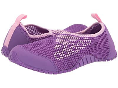 adidas Outdoor Kids Kurobe (Toddler/Little Kid/Big Kid) (Active Purple/Active Purple/True Pink) Girls Shoes