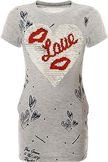 BEZLIT Mädchen Tunika Wende-Pailletten Kleid 22159