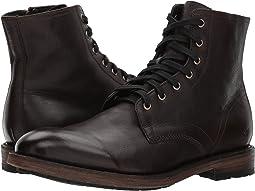 Dark Brown Buffalo Leather