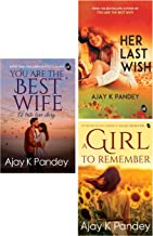 Ajay K. Pandey Collection of True Love Stories (Set of 3 books)