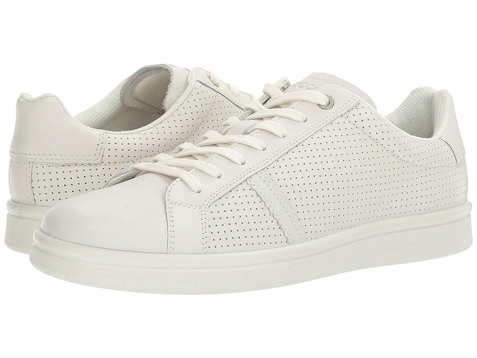 ECCO Kallum Premium Sneaker (White) Men