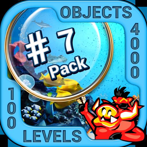 Pack 7 - 10 in 1 Hidden Object Games by PlayHOG