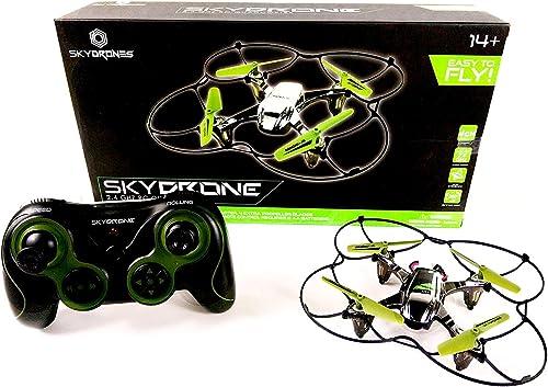 Braha Skydrones RC Aerobatic Quadcopter Drone 2.4 GHz