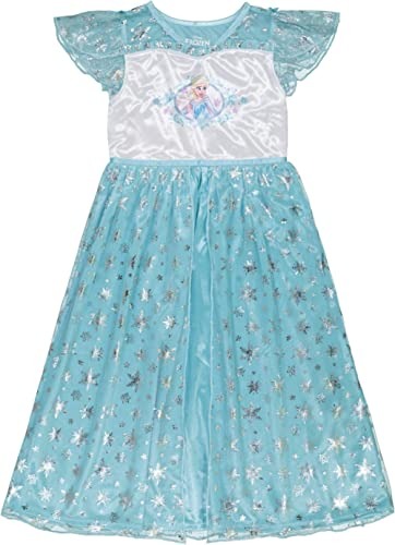 Disney Girls' Frozen Fantasy Nightgown