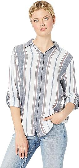 Phoenix Printed Button Down Shirt